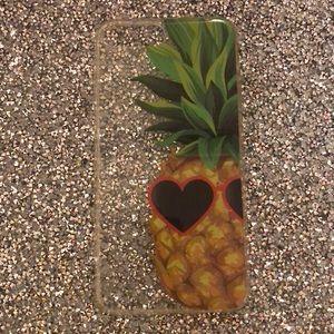 Pineapple iPhone Plus 7/8 Case